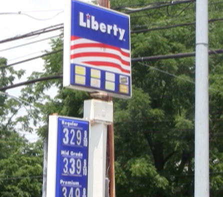 The Liberty Gas Station at the intersection of Robinwood Drive and Jefferson Boulevard had the cheapest regular grade gas among the stations the Herald-Mail visited Tuesday.