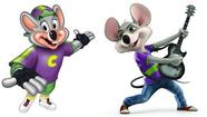 Meet the new Chuck E. Cheese, the mousy Pied Piper that the 35-year-old chain hopes will lure a new generation of children into its pepperoni-and-cheese paradise.