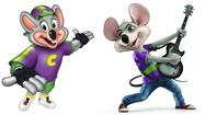 Chuck E. Cheese unveils a new look for its mousy mascot