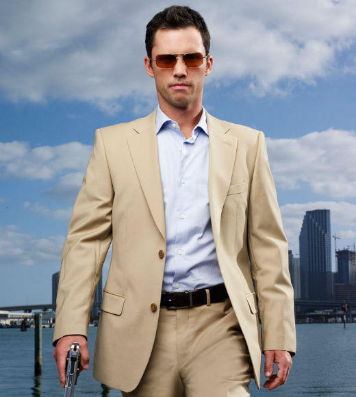 TV and Movie Spies: Michael (Jeffrey Donovan) worked in Eastern Europe and OPEC countries before being burned. He uses his expert skills to help the public and protect his loved ones.