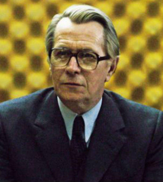 TV and Movie Spies: Created by author John le Carre, George Smiley has been the cool methodical image of British spies since 1974. Played by Gary Oldman and Alec Guinness, Smiley is able to find the Soviet mole in the MI6.