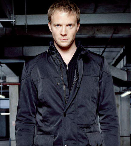 TV and Movie Spies: Chief of Section D in MI5, dealing with counter-terrorism, Adam Carter (Rupert Penry-Jones) defends Britain against terrorists with his keen sense of right and wrong. Carter travels across Europe to protect the nation and his son Wes.