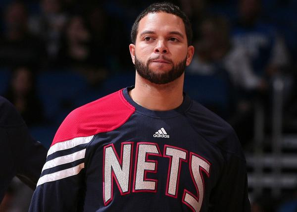 Deron Williams re-signed with the Nets on a deal worth $98-100 million.