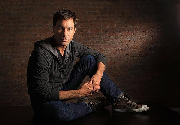 Celebrity portraits by The Times: Eric McCormack embraces his crime-solving role in TNTs Perception.  MORE: Eric McCormack embraces crime-solving role