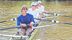 Making Olympics A Sweet Treat For Rower LaCava