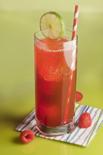 Homemade soda pop