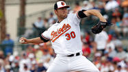 Chris Tillman wants to capitalize on opportunity
