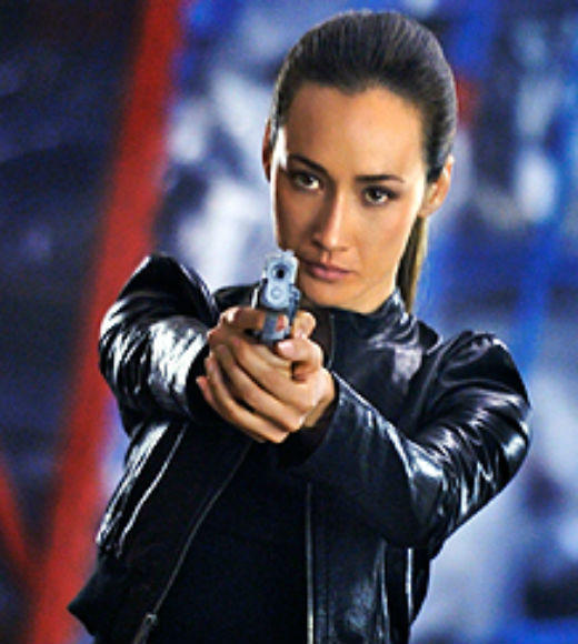 TV and Movie Spies: It takes guts to go against a powerful company, one that trained and moderled you into who you are today. Nikita (Maggie Q) does just that against Division. She uses her strength, courage, and perseverance to fight back against an immoral company.