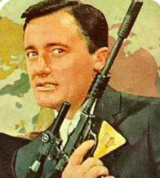 TV and Movie Spies: Napoleon Solo (Robert Vaughn) is televisions James Bond. Debonair, versatile, and fearless, Solo works with Illya Kuryakin (David McCallum,) to combat THRUSH and save the world.