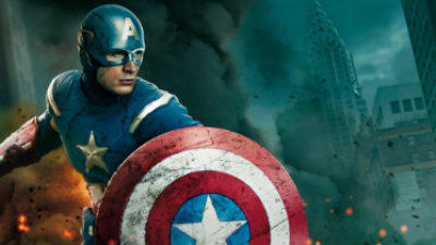 Is any superhero more all-American than Captain America?