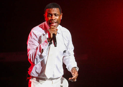 Keith Sweat performs in concert during the Fresh Music Festival at the Bob Carr Performing Arts Centre in Orlando, Fla. on Tuesday, July 03, 2012.  (Joshua C. Cruey/Orlando Sentinel)