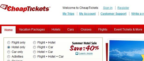 "Screenshot from <a href=""http://www.cheaptickets.com/"">CheapTickets.com</a>"