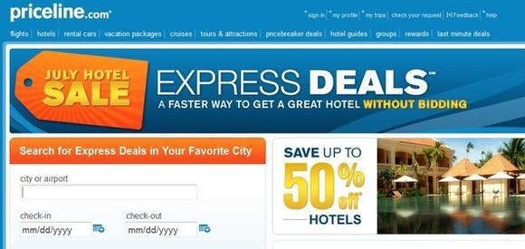 "Screenshot from <a href=""http://travela.priceline.com/promo/expressdeals.do"">Priceline Express</a>"