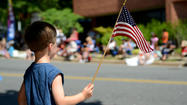 Towson Fourth of July parade entertains thousands