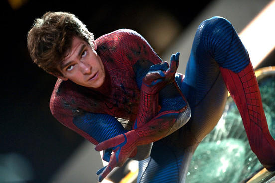 Spidey relaunches with Tuesday record of $35M