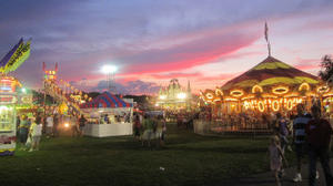 Continued dry spell means still no fireworks at fair tonight
