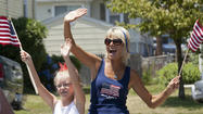 Pictures: Arbutus Fourth of July