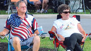Willliamsport's Independence Day is not just for town residents as some of Wednesday's early arrivals proved.