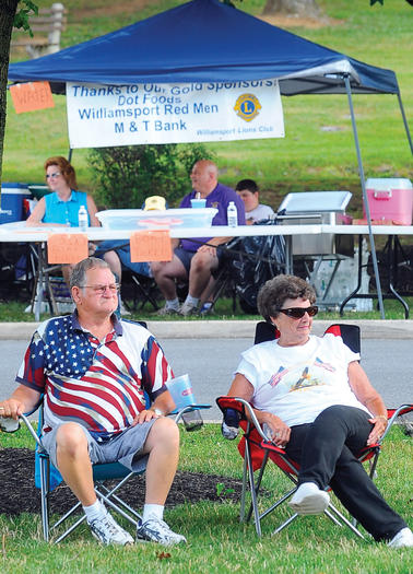 Williamsport 4th of July celebration