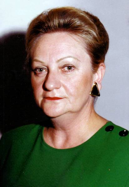 Joan Kosinski held positions with several Polish organizations in Chicago.