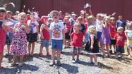 With a candy scramble, a children's parade and a most patriotic family contest, Greencastle aimed to celebrate the Fourth of July with a hometown flair.