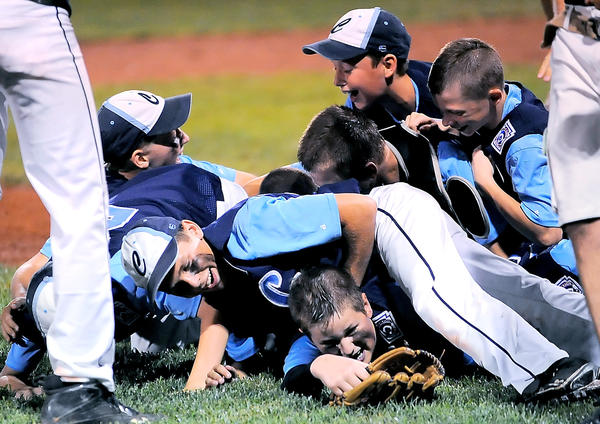 Three of the last four winners of the Maryland District 1 11-12 Little League Baseball tournament have gone on to win the state championship, too  including Conococheague in 2011.