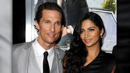 Following his wedding last month, Matthew McConaughey has another huge announcement.