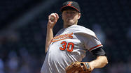 Mechanical adjustments lead to results for Chris Tillman