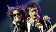"<span style=""font-size: small;"">Beantown bad boys Aerosmith were forced to scrap their planned gig in Bristow, VA after doctors ordered singer Steven Tyler ""to refrain from performing to provide vocal rest,"" according to a message posted on the band's Facebook page. The Bristow show has been rescheduled but as of press time it was not known whether a gig in Detroit would go on as planned.</span>"