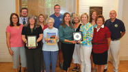 Activities Coalition shows off awards