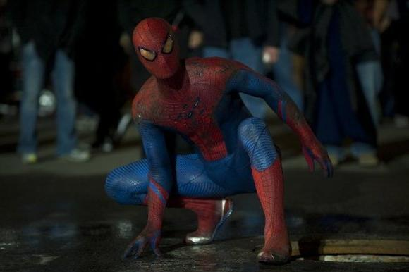 """The Amazing Spider-Man"" could gross as much as $150 million by Sunday."