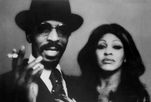 In 1974, husband-and-wife singing duo Ike and Tina Turner got into a vicious spat before a concert in Dallas. Ike allegedly started the fight by slapping the back of her head, according to Tina's memoir. When the two emerged from a limousine, they each were severely bloodied and bruised with Tina's eyes almost sealed shut and Ike's nose bloodied. Tina described it as the one time she fought back against her husband.
