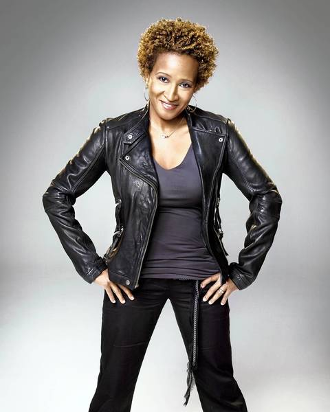 Humorist Wanda Sykes will perform Nov. 18 as part of the Ferguson Center for the Arts's 2012-2013 season.