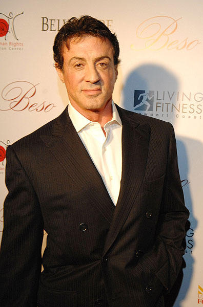 Yo, Adrian!  Sylvester Stallone turns 64 today.
