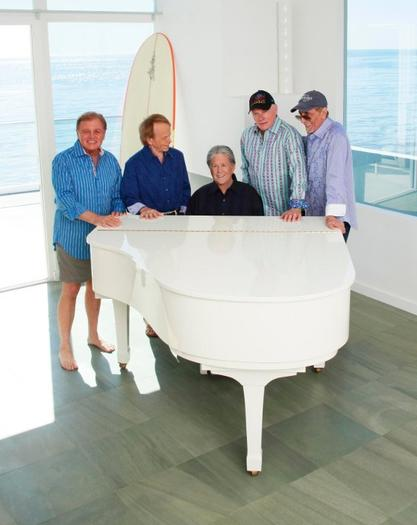 The Beach Boys -- featuring Brian Wilson -- played Virginia Beach on July 3, 2012.