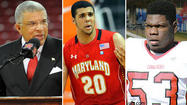 Terps Trio: Maryland's sports cuts, Jordan Williams' NBA career and football's first decommitment