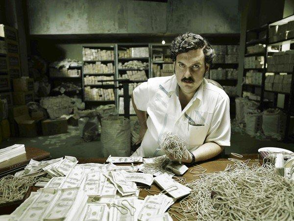 "Andres Escobar Parra stars ""Escobar: The Boss of Evil,"" a series about Pablo Escobar."