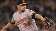 Orioles right-hander Jason Hammel finished third in the AL All-Star Game final vote fan balloting, which concluded Thursday afternoon.