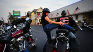 Hagerstown has just about everything a biker could want this weekend.