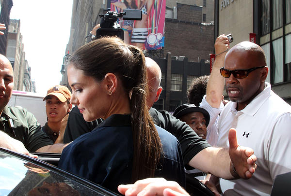 "The attorney for actress Katie Holmes said the actress plans to keep her pending divorce from Tom Cruise, her husband of six years, as private as possible. ""The reports about an emergent filing last Friday are incorrect. Other than her action for divorce, the only pending application filed by Ms. Holmes remains her request for an anonymous caption,"" her attorney said. ""Anonymous caption,"" for you non-lawyers, means papers are filed with initials only, or sans names entirely, making the case harder for journalists and other interested parties to track through the court system, attorney Michael Stutman, a New York divorce specialist, told Buzzfeed. <br /><p><strong>MORE: </strong><a href=""http://www.latimes.com/entertainment/gossip/la-et-mg-katie-holmes-tom-cruise-divorce,0,760378.story"">Katie Holmes and Tom Cruise's split: Is privacy the best policy?</a> 