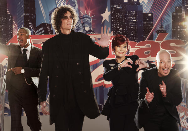 """America's Got Talent"" on Tuesday kicked off its first live show. Outside the editors' reach, judge Howard Stern was  back to the self-aggrandizing and combative persona that seemed absent earlier in the season. <p><strong>MORE: </strong><a href=""http://www.latimes.com/entertainment/tv/showtracker/la-et-st-americas-got-talent-results-20120704,0,7147591.story"">""America's Got Talent"" recap: First four semifinalists announced</a></p>"