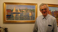 Exhibit of impressionist's works offers brush with greatness