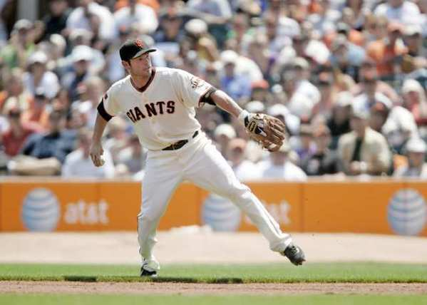 Freddy Sanchez of the San Francisco Giants and formerly of Burbank High and Glendale Community College is out of the season after surgery.