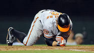 Injuries to Mark Reynolds, Chris Davis could prompt more roster shuffling