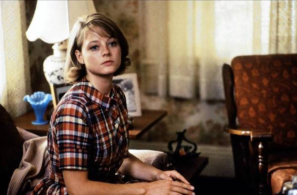 "Jodie Foster in ""Five Corners."""
