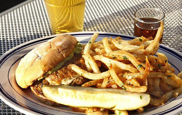 Dido burger