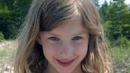 Kaya Schell, 7, of Woodhaven