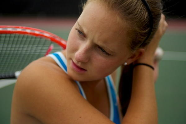 Glastonbury's Katherine DeNucci is the Courant's tennis player of the year.