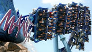 "It's time for a friendly reminder that Manta, the newest coaster at SeaWorld Orlando, will be featured in an episode of the new ""Insane Coaster Wars"" series on the Travel Channel this Sunday."