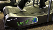 Green gyms focus on high-power workouts, low-power usage